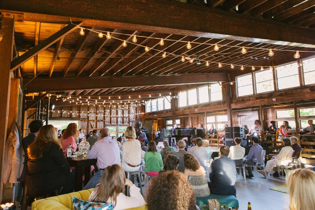 barn wedding event space ct